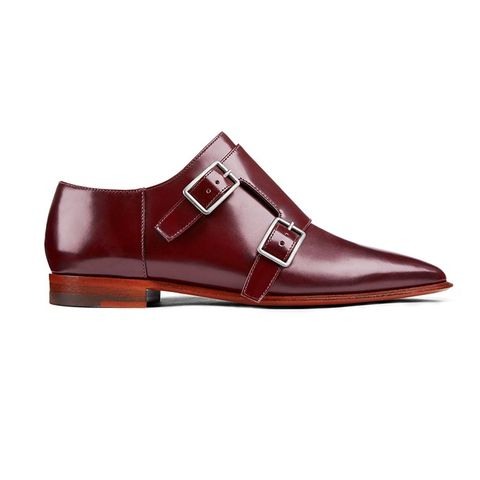 Masca Monk Strap Shoes