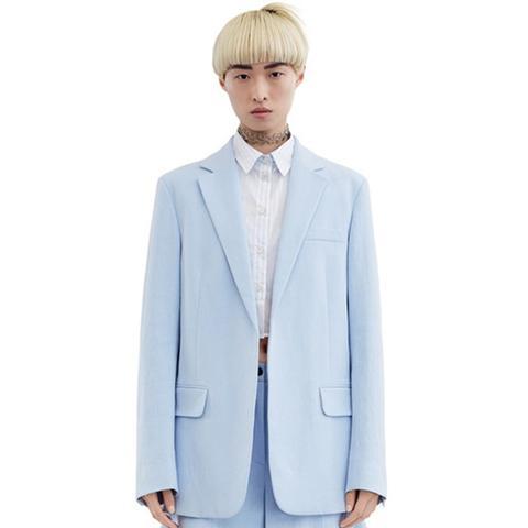 Wynn Sky Blue Jacket