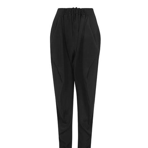 Black Botticelli Trousers