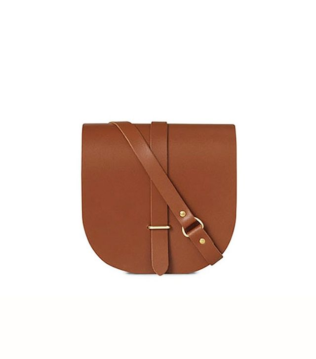 The Cambridge Satchel Company The Saddle Bag in Vintage
