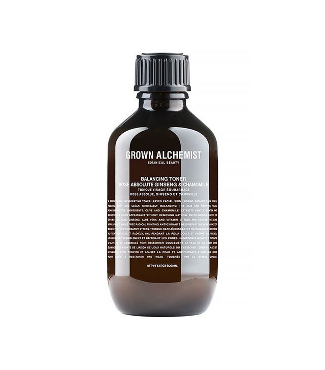 Grown Alchemist Balancing Toner: Rose Absolute, Ginseng & Chamomile