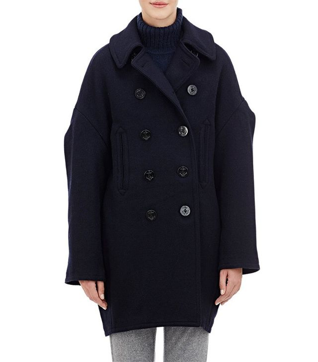 NLST Cons Peacoat