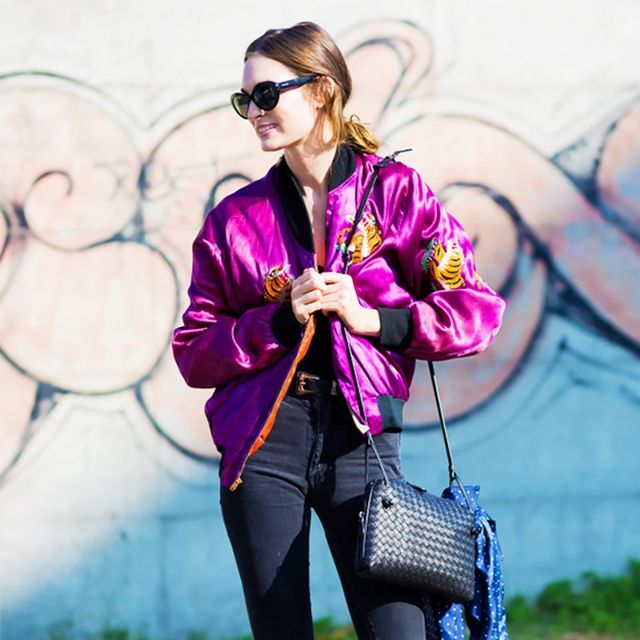 Trend Report: Embroidered Bomber Jackets