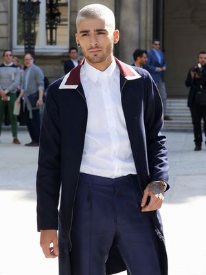 Gigi Hadid's Boyfriend, Zayn Malik, Lands His First Vogue Cover