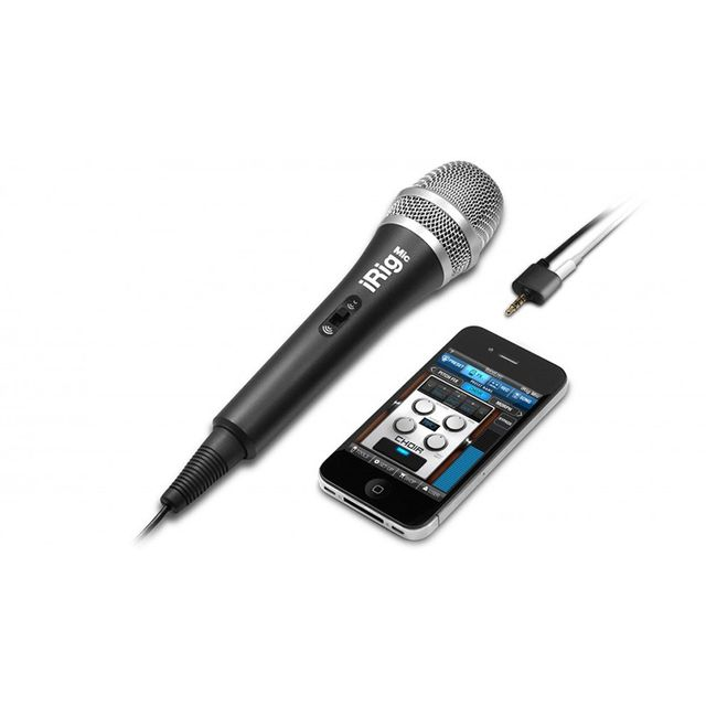 iRig Multimedia Microphone