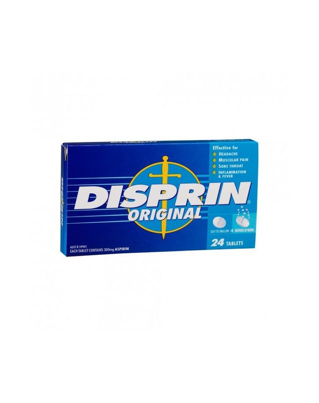 Disprin Aspirin