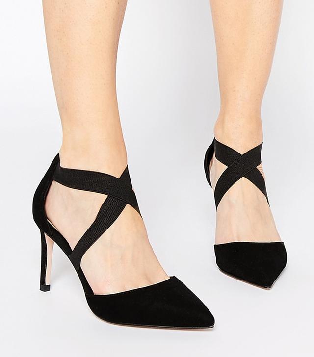 ASOS Sterling Pointed Heels