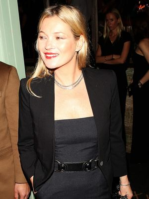 Kate Moss Just Wore the Season's Coolest Trend