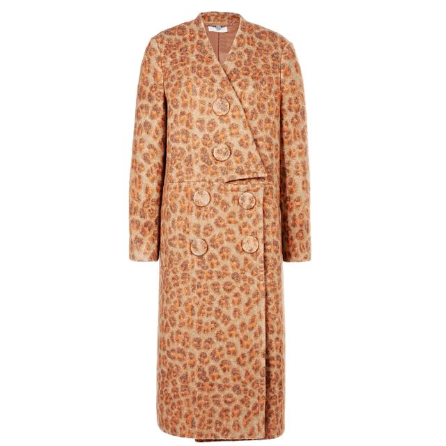 Stella McCartney Camel Susie Coat