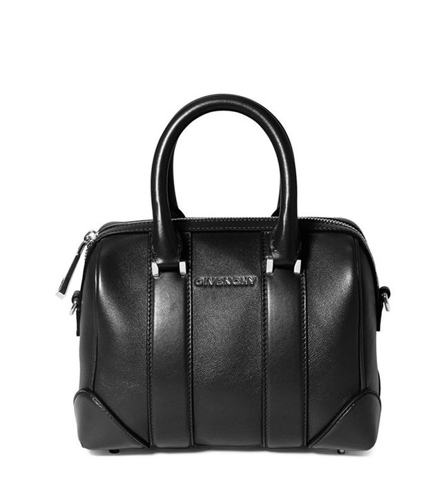 Givenchy Micro Lucrezia Sandy Leather Satchel