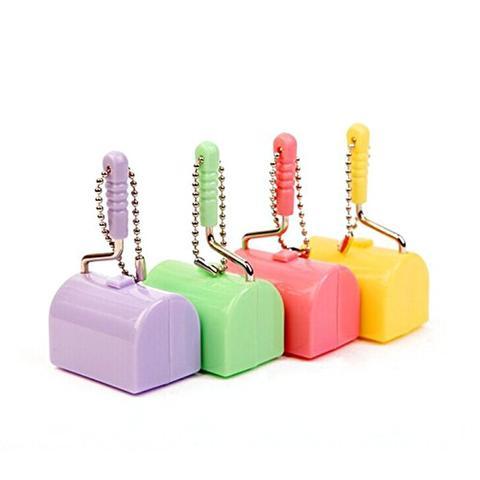 4 Pc. Colorful Mini Roller Style Felt Remover