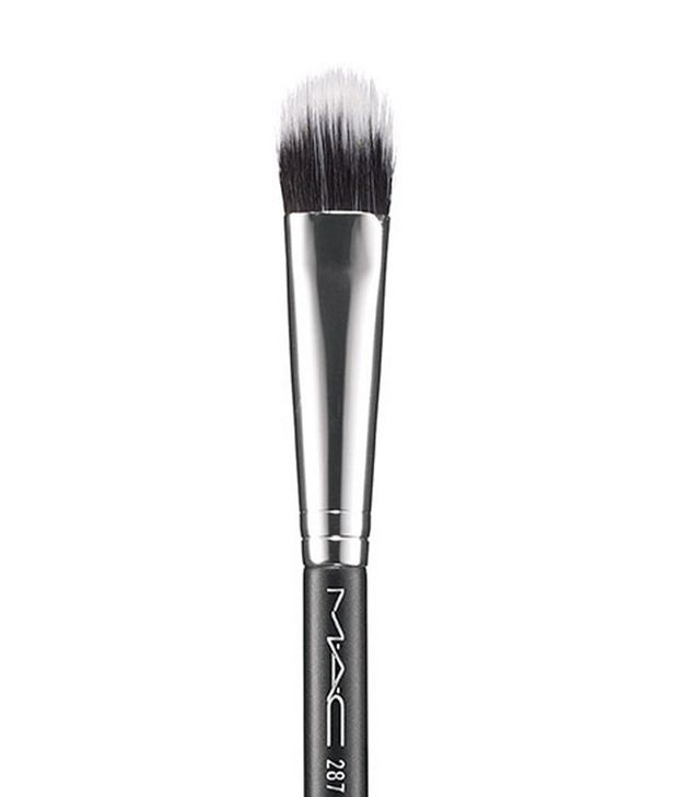 MAC 287 Duo Fibre Eye Shadow Brush