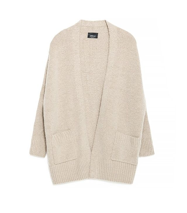 Zara Open Sweater