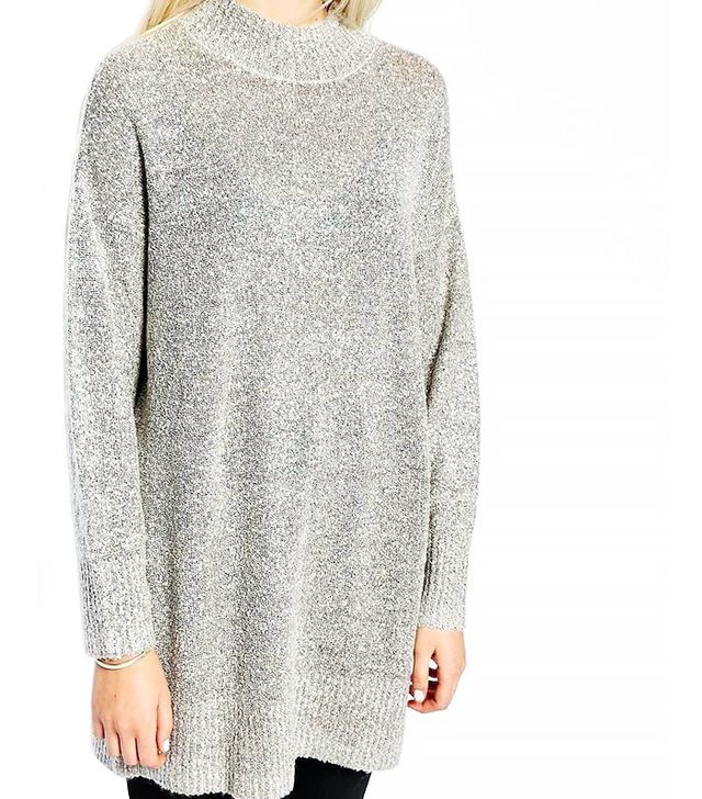 Monki Oversized Knitted Jumper