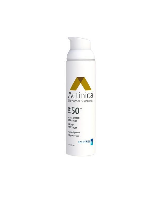 Galderma Actinica Liposomal Sunscreen SPF50+