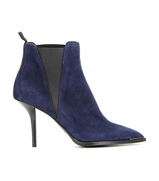 Acne Studios Jens Leather Ankle Boots