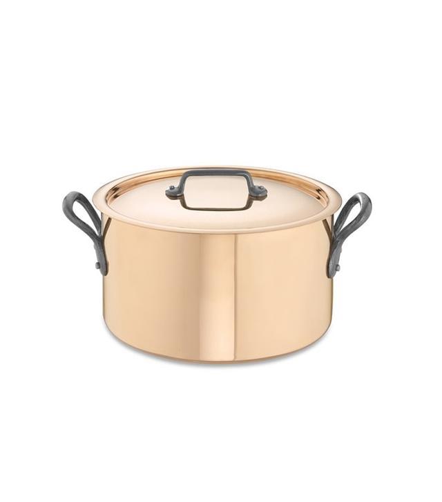 Mauviel Copper Soup Pot