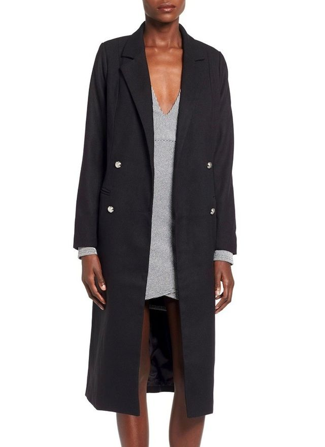 Missguided Military Coat