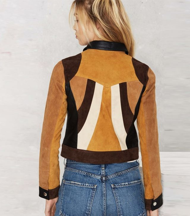 Nasty Gal Pick Up the Peace Jacket
