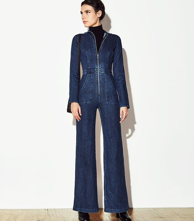 The Reformation Camino Jumpsuit