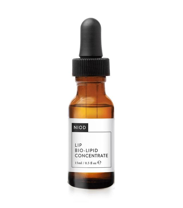 Lip-plumping products: Niod Lip Bio-Lipid Concentrate