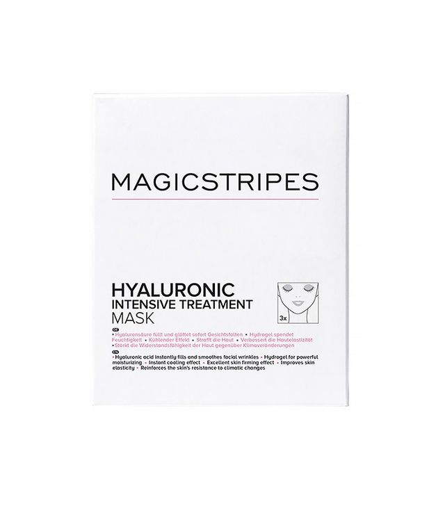 Magicstripes Hyaluronic Intensive Treatment Mask, Set of 3