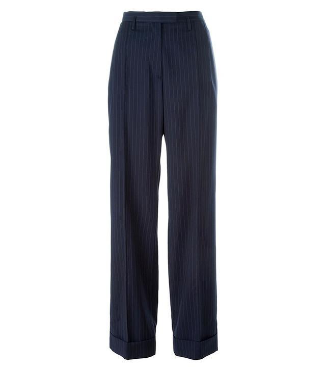 Maison Margiela Pinstripe Trousers