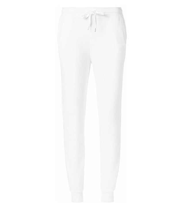 T by Alexander Wang Gathered Ankle Track Pants