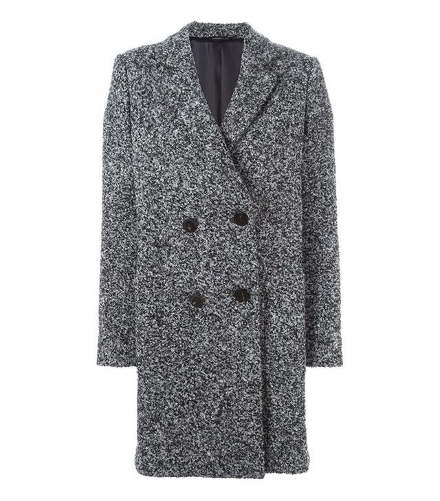 Tonello Double Breasted Coat