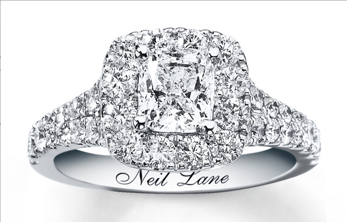 The Engagement Ring Style That Will Look Best On Your Finger Who What Wear