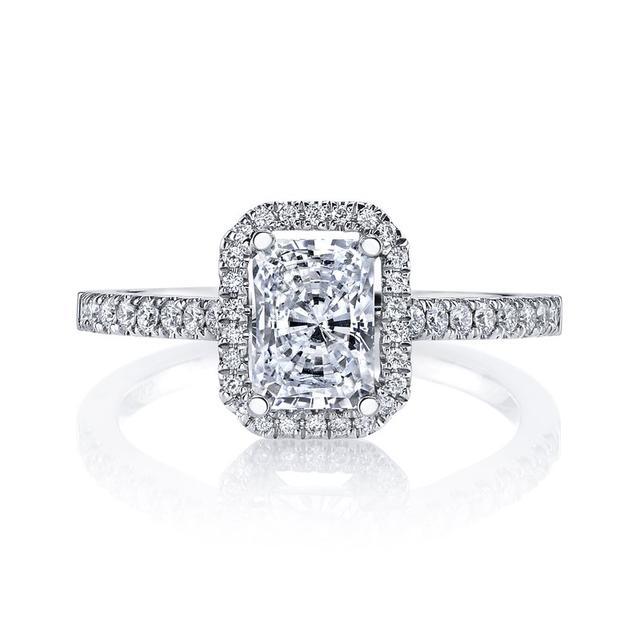 Mars Fine Jewelry Diamond Engagement Ring