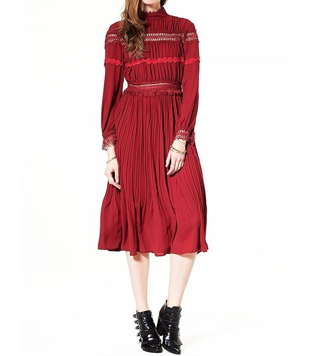Storets Mind the Flow Midi Dress