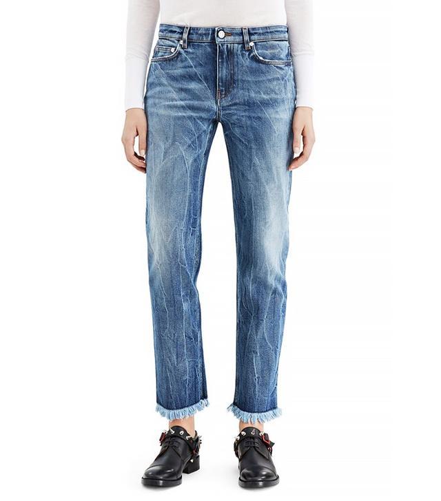 Acne Studios Row Fringe CLtVt Jeans