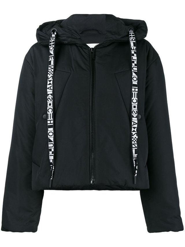Pswl Hooded Puff Jacket
