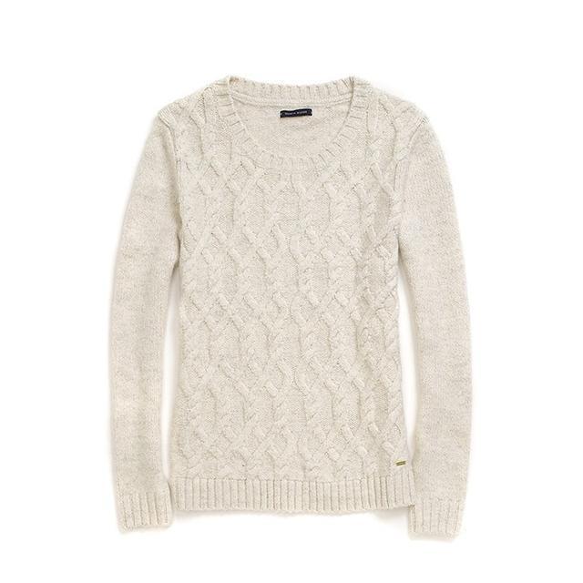 Tommy Hilfiger Soft-Spun Cableknit Sweater