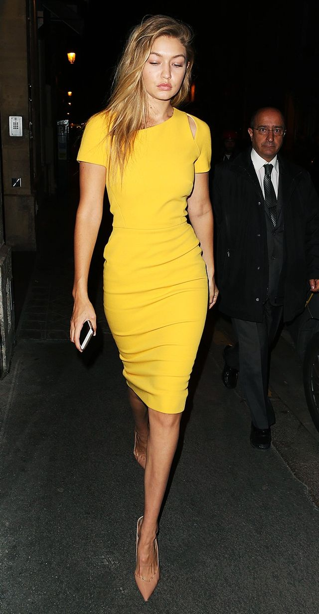 The Best Colors to Wear for a Night Out, According to Celebrities