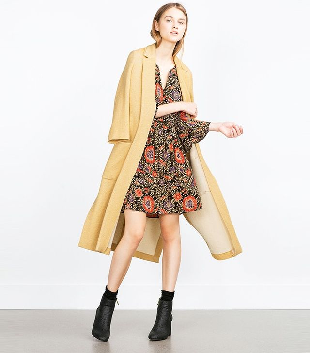 Zara Long Coat