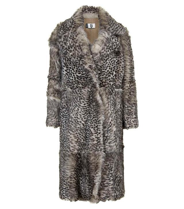 Topshop Unique D'Arbly Coat