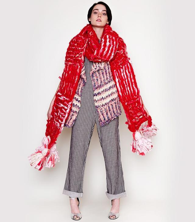 Ace & Jig x Caroline Rose Kaufman Knit Scarf