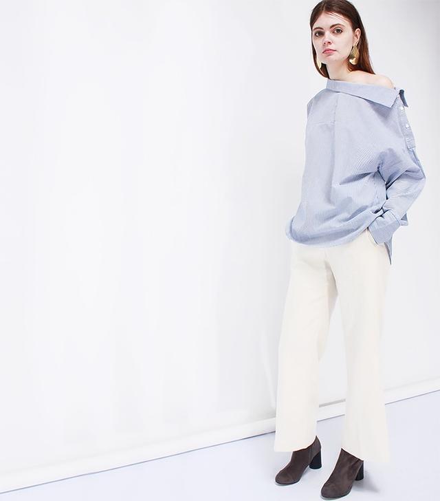 Loéil Rama Pajama Shirt