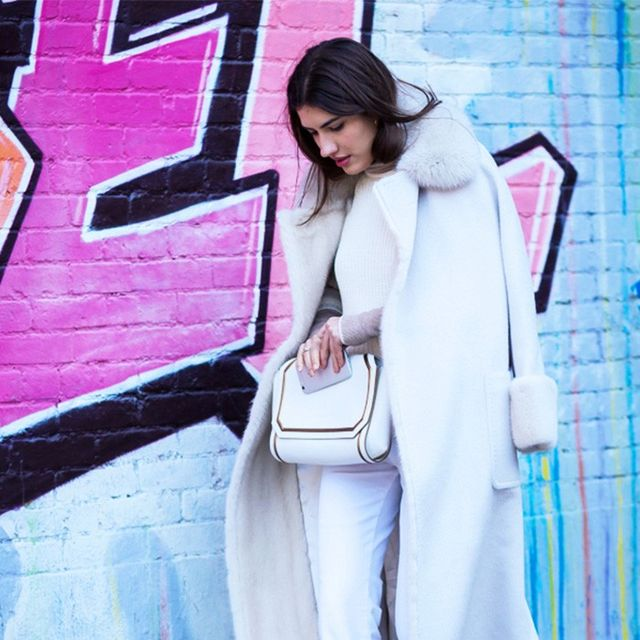 How Street Style's Coolest Wear Winter White