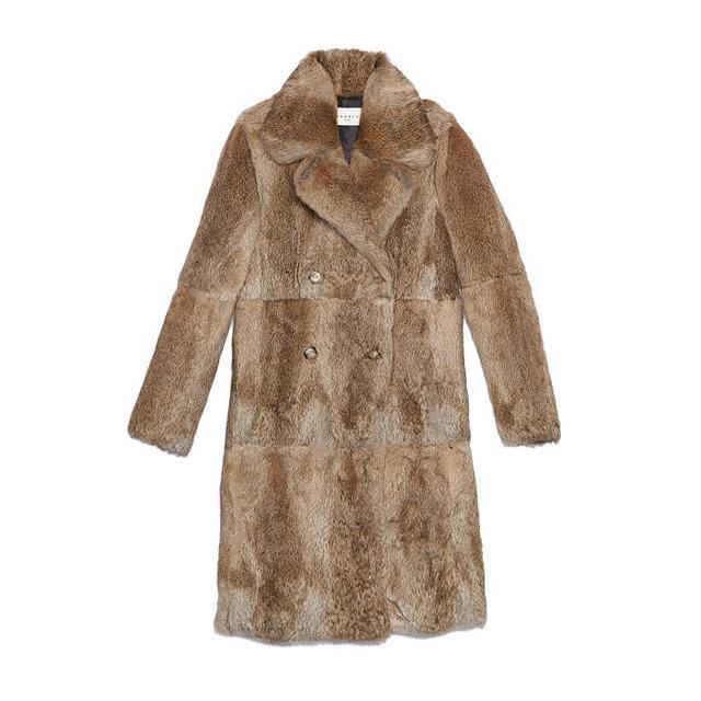 Sandro Merry Coat