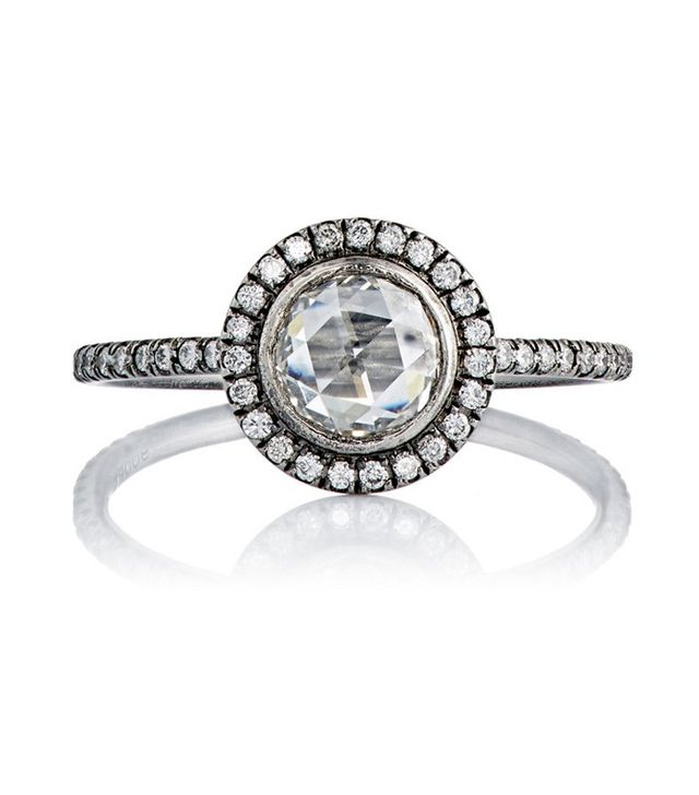 Zoe Solitaire Ring