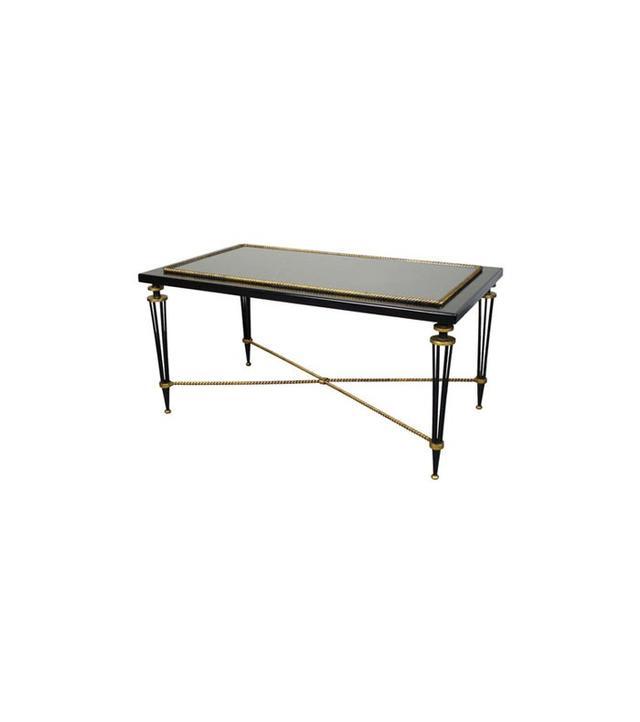 Gilbert Poillerat Style Table