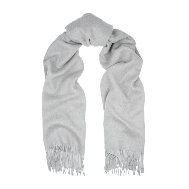 Rag & Bone Two-Tone Double-Face Merino Wool Scarf