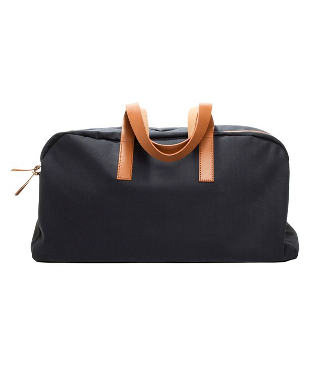 Everlane The Twill Weekender in Navy
