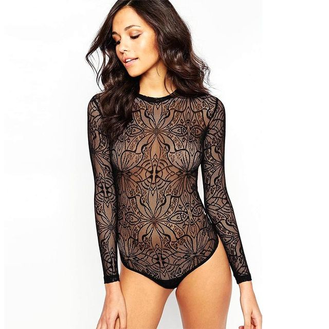 Skivvies For Love & Lemons Cecile Body