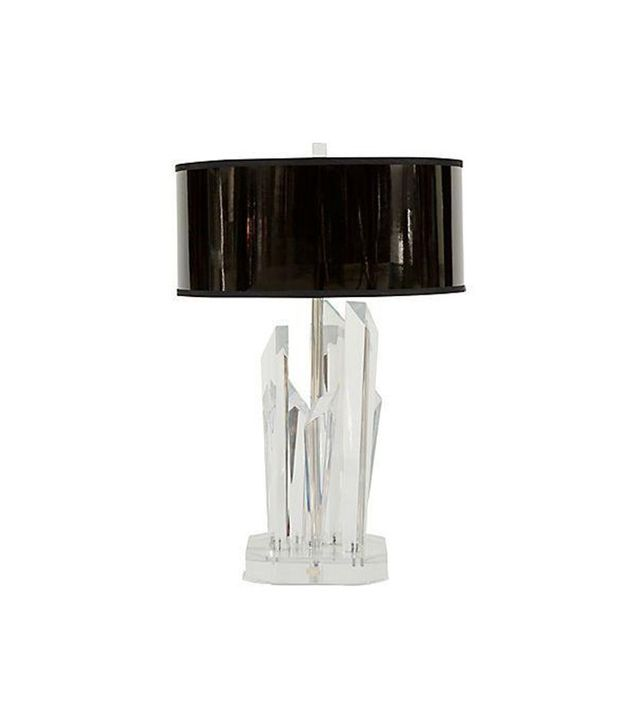 Chairish Lucite Icicle Lamp