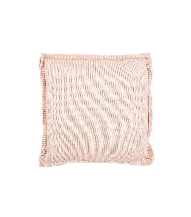 Leif Pastel Plush Knit Pillow