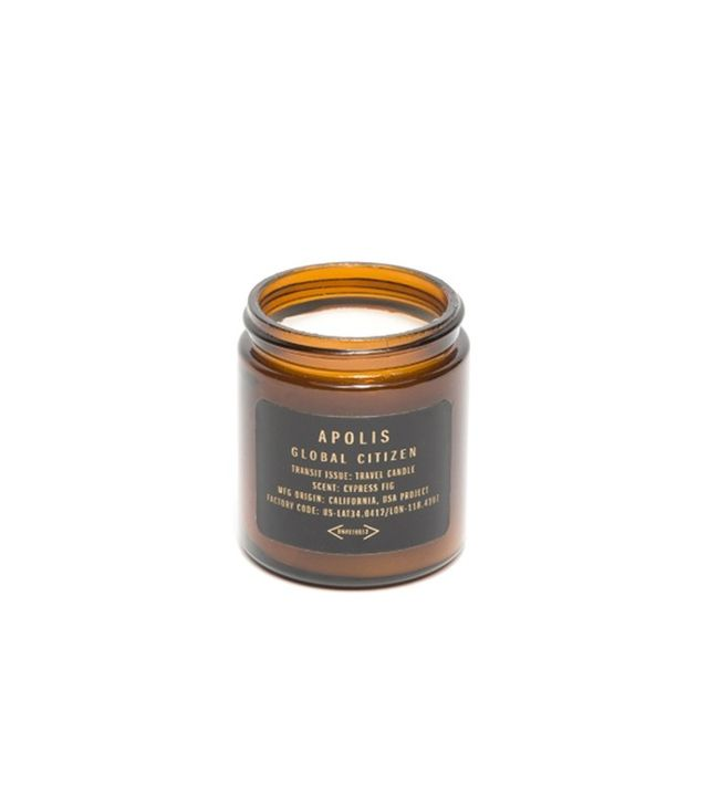 Apolis Travel Candle